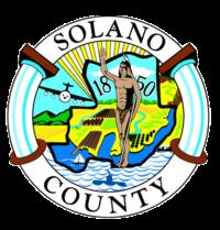 Logo of Solano County
