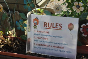 Rules for the Carnival: Have Fun, Play Fair, and Everyone is a Winner